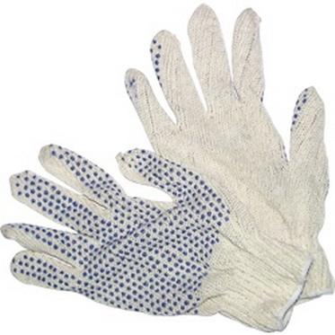 Перчатки и рукавицы для работы